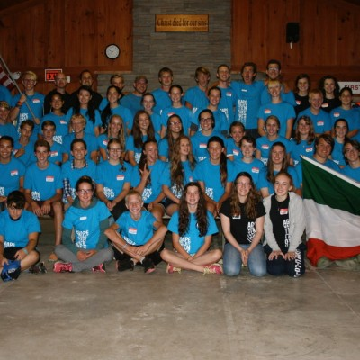 Teen Camp Group