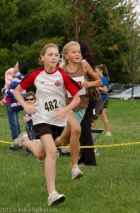 Gapper 1K runners