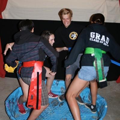 Teen Camp Games