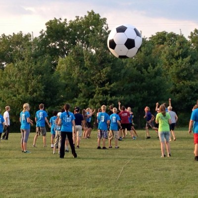 Giant Soccer Volleyball